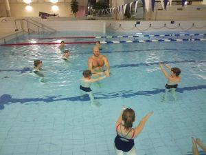 Uintiklinikka uimareille ja valmentajille 12.1.2019